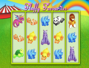 Free Spins Slot Games - fluffy favourites