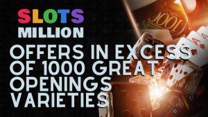 SlotsMillion Casino Games