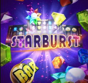 Free Spins Slot Games - starburst