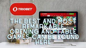 Triobet Casino Games
